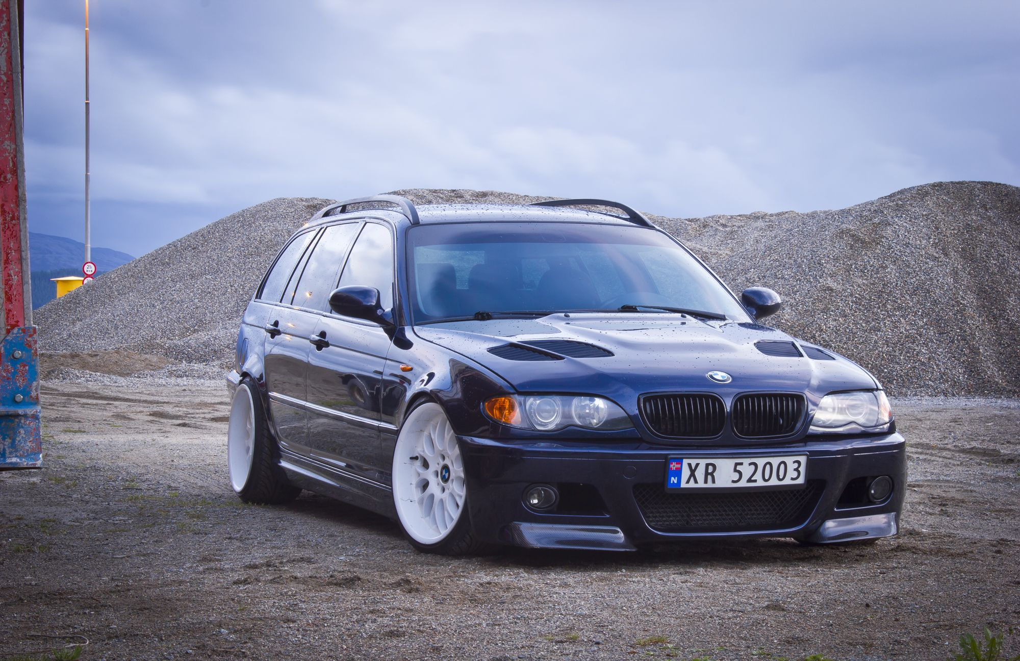 My Orientblau E46 Touring Widebody Page 2 E46fanatics
