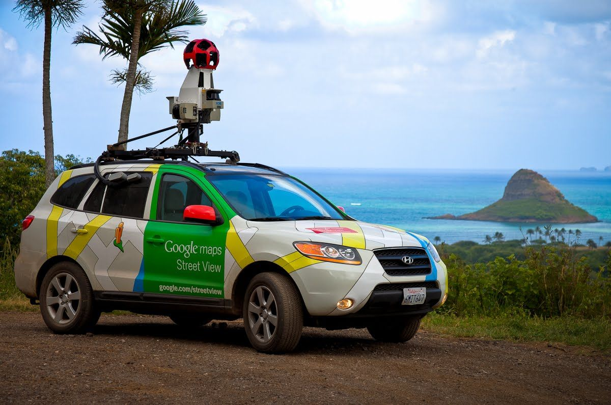 Googe Maps%0A Google to measure air quality through Street View   Technology      Latest  Tech   Pinterest   Street view  Gadget review and Google