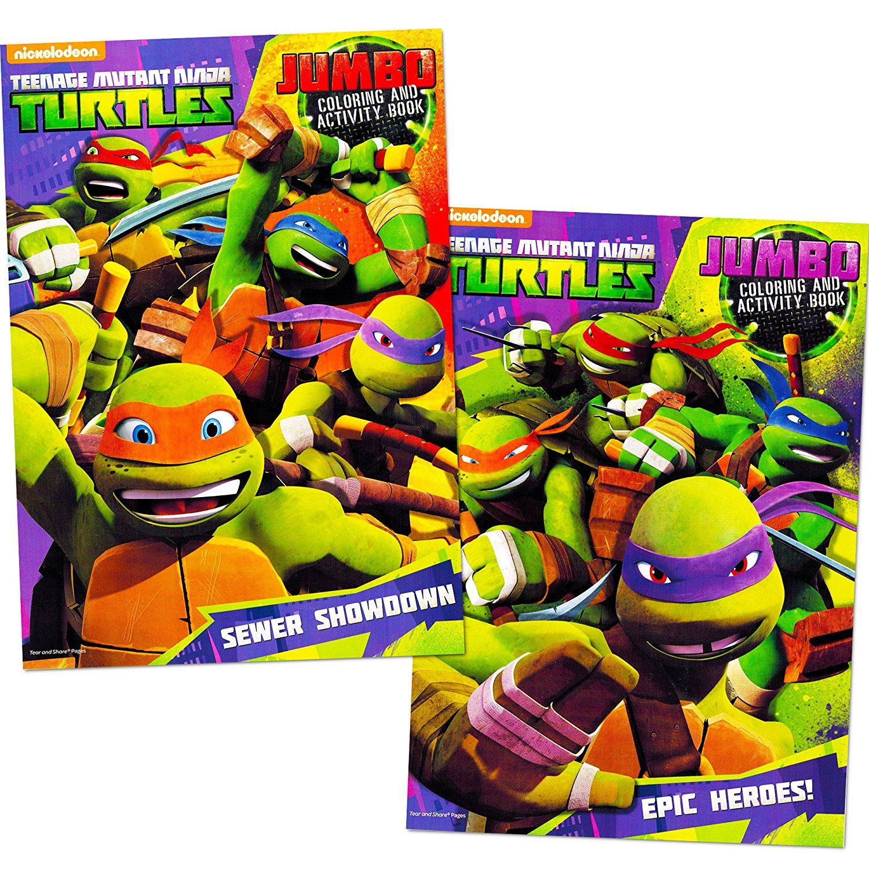 Free Ninja Turtle Printables For Preschool And