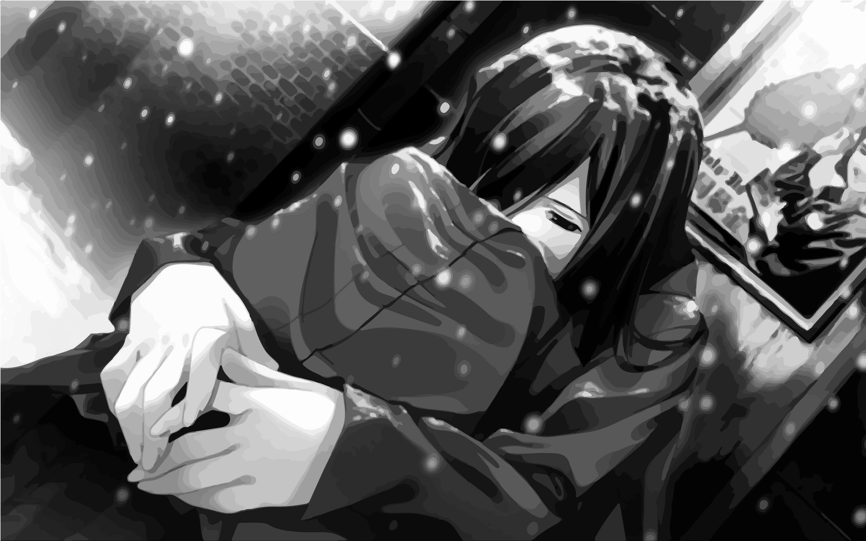 Sad Anime Girl Crying Pictures Depressed Anime Girl Drawing