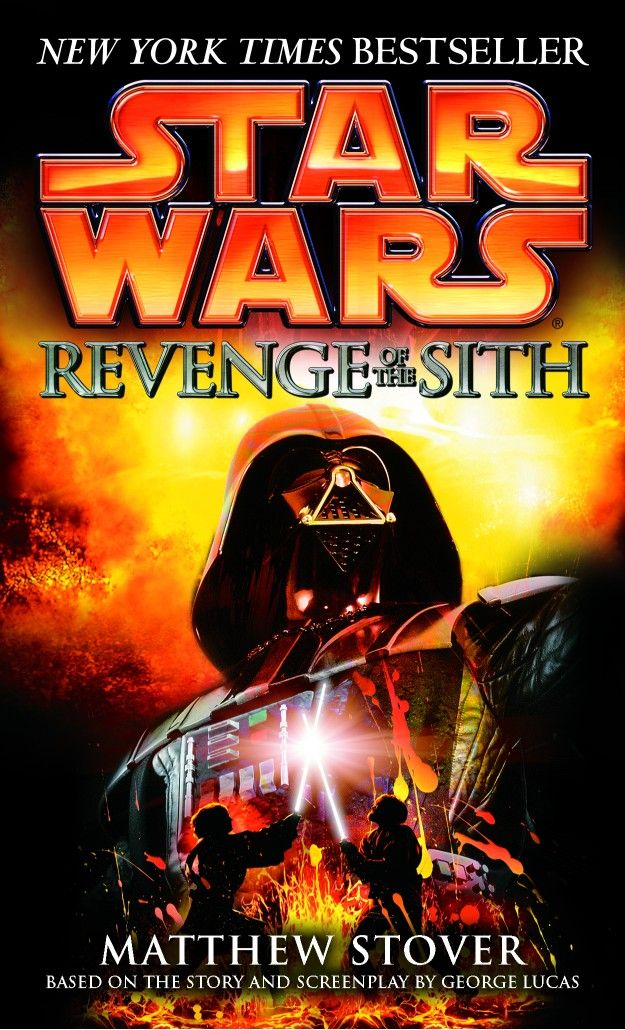 Revenge Of The Sith Novel - The Revenge of the Sith novelization wonderfully adds detail, depth and motivations to the characters in the movie, making for a much richer, more satisfying experience — especially in terms of watching Anakin's descent to the Dark Side.