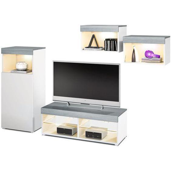 Wohnwand Pure für TVs bis zu 55