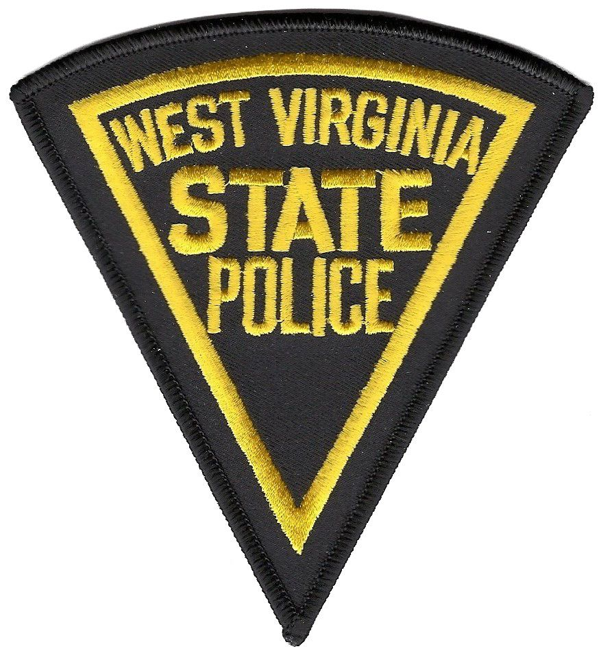 West Virginia State Police State Police Police Patches Police