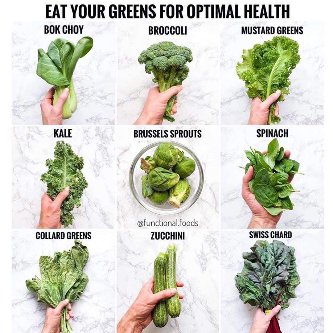 Healthy Recipes Eat Your Dark Leafy Greens And Cruciferous Vegetables Daily For Optimal Health They Pack A Dark Leafy Greens Leafy Greens Recipes Leafy Greens