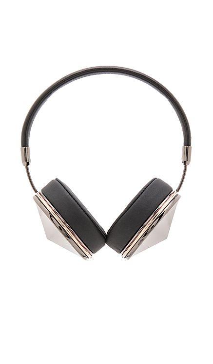 FRENDS Taylor Headphones in Gunmetal Rose