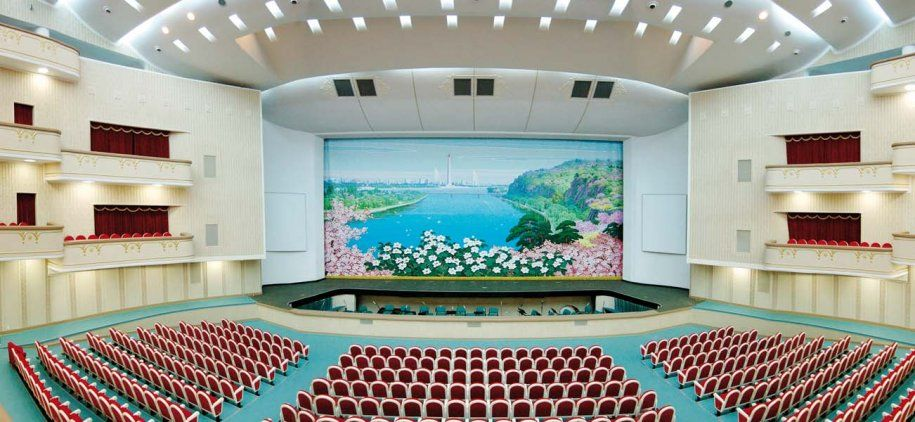 North Korea Has Some Of The World S Most Spectacular Architecture North Korea Architecture North Korea Pictures