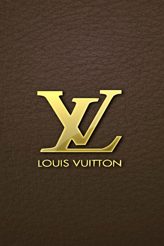louis vuitton logo wallpaper for iphone