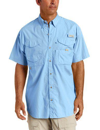 Columbia men 39 s bonehead short sleeve shirt everyday at for Columbia bonehead fishing shirt