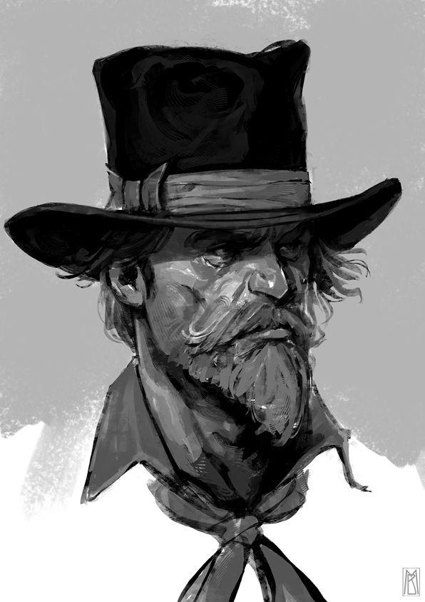 Borislav Mitkov - Illustration/Concept Art: Daily sketches: continue