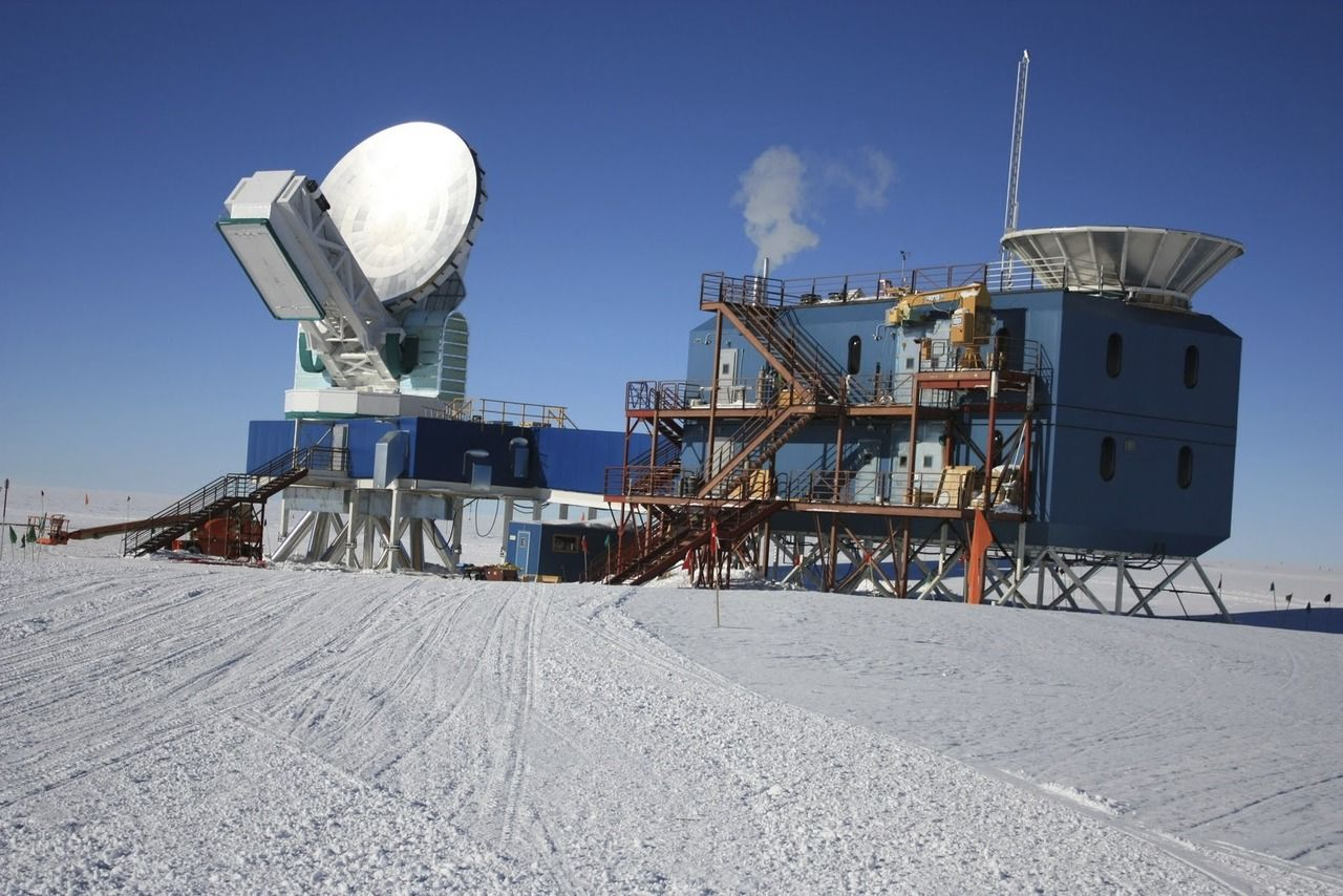 Sink00 - graviton1066: South Pole Telescope -...