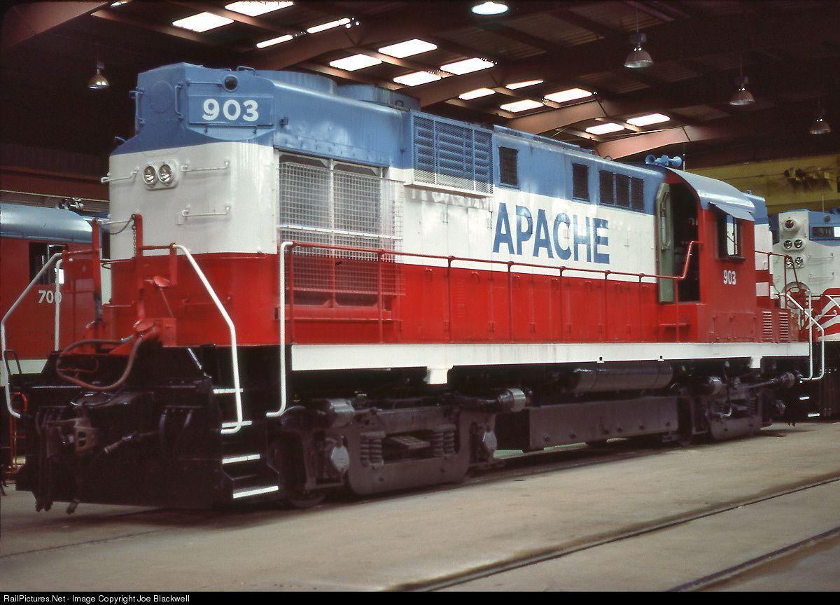 Arizona usa RailPicturesNet Photo APA 903 Apache