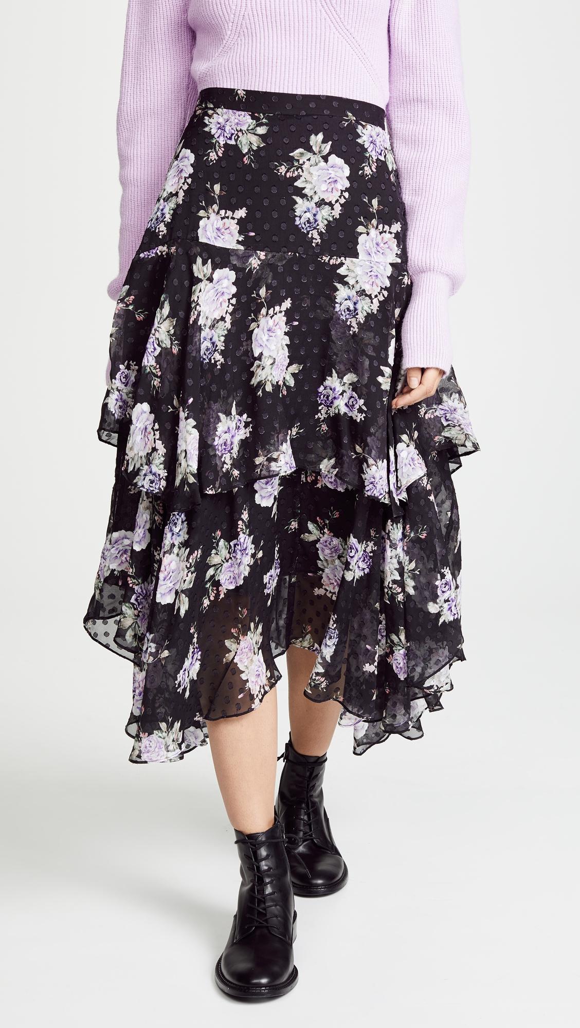 Alex Skirt Skirts, High waisted skirt, China fashion