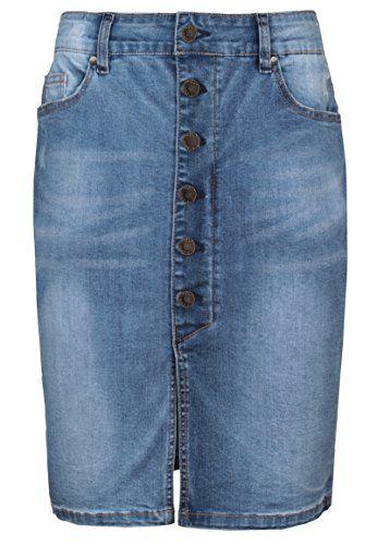Jeanshosen : kurz & lang für Damen,Knielange Röcke online