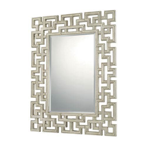 Capital Lighting Fixture Company Mirrors Winter Gold 34 Inch Rectangular Mirror Walls