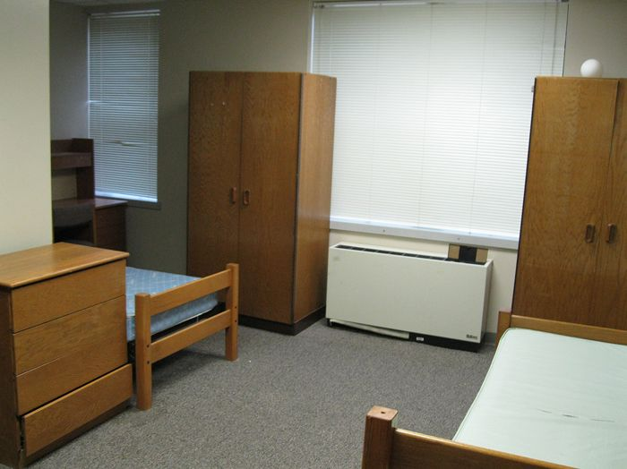 The Inside Of A Room In Troy Universityu0027s Cowart Hall   A Blank Slate For  Students Part 34
