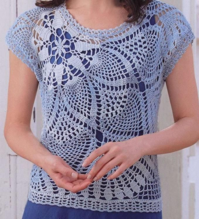 #ClippedOnIssuu from Crochet to wear in spring & summer