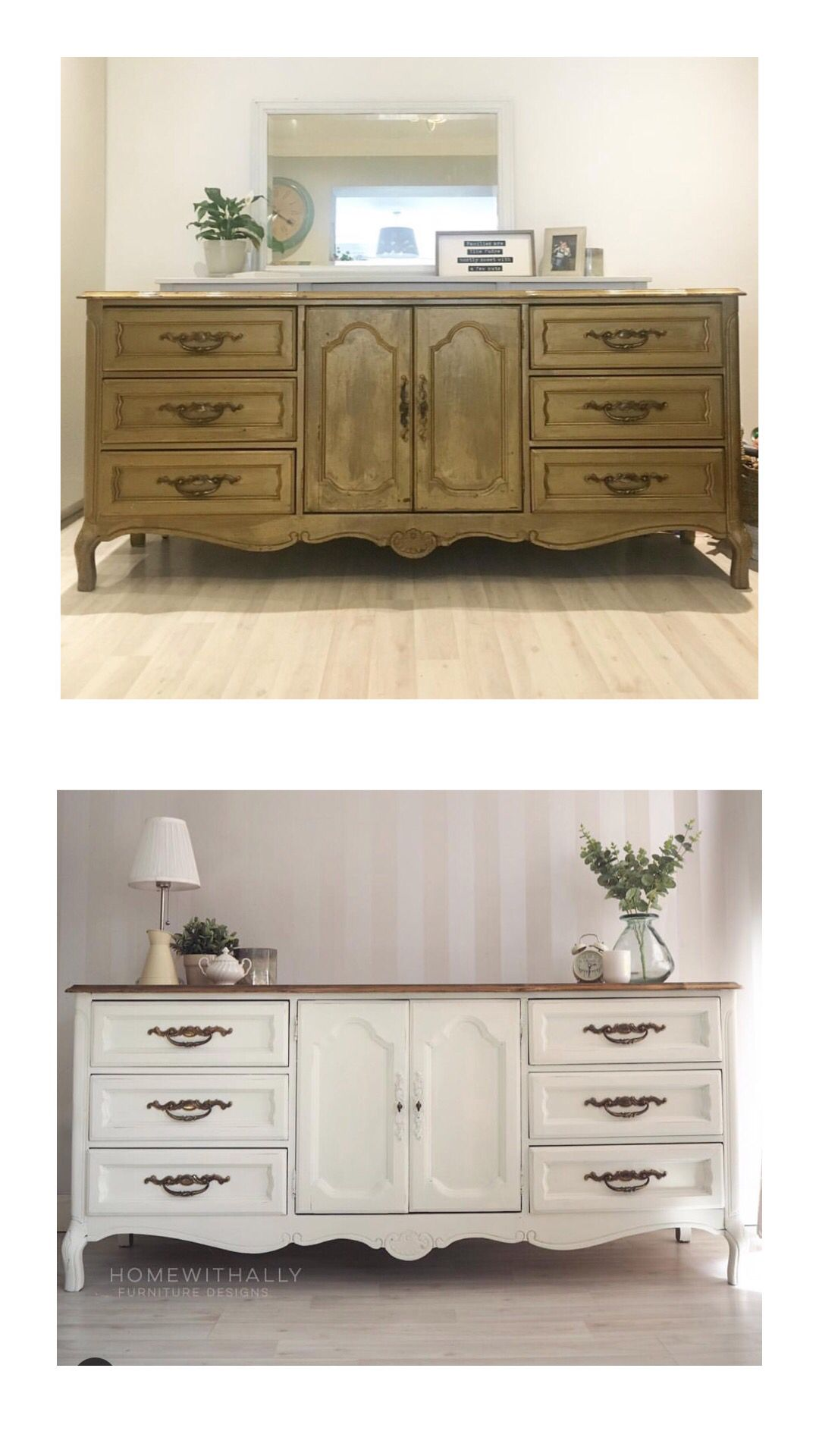 anniesloan chalkpaint french frenchchic sideboard antique rh pinterest com