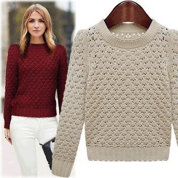 2015 tamaño de señora de primavera para mujer suéter capa