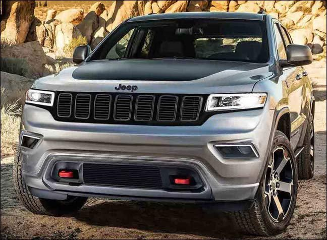 2019 Jeep Grand Cherokee New Generation And Design Grand