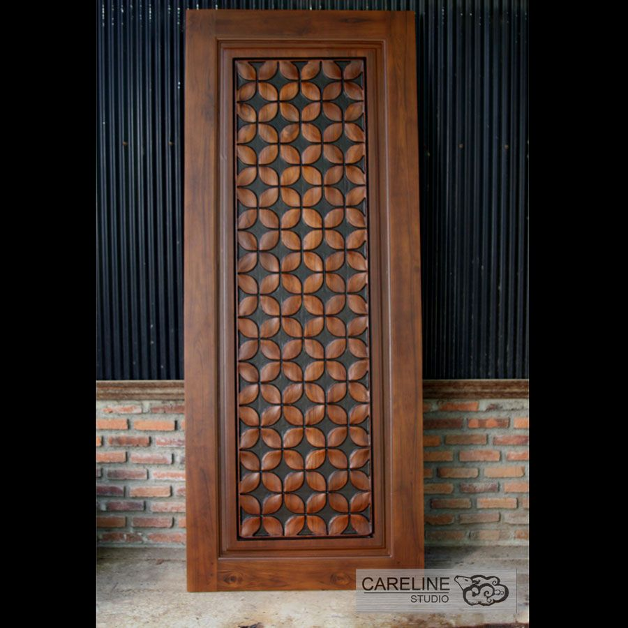 Our Teak wooden doors are designed and manufactured by a team of designers from CareLine Studio & Our Teak wooden doors are designed and manufactured by a team of ...