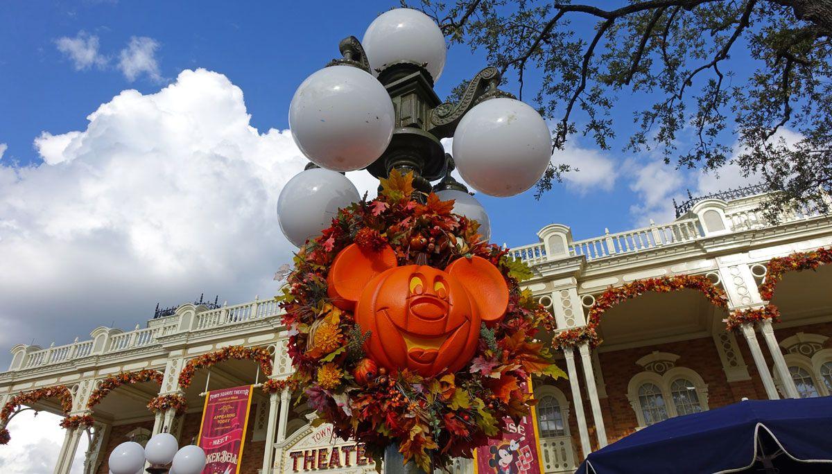 best time to visit disney world in 2017 2018 - Disney Halloween Orlando