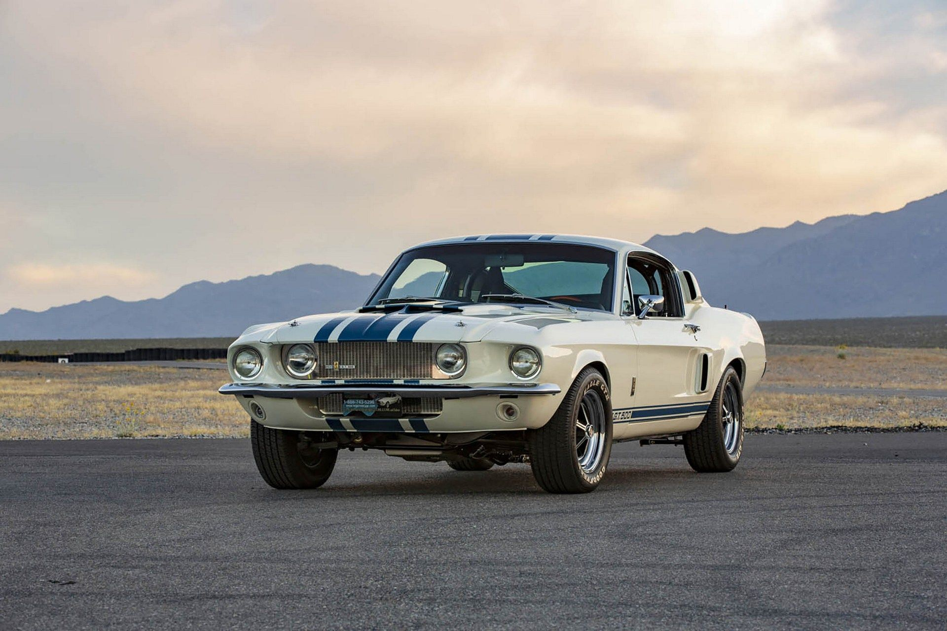 1967 ford shelby gt500 super snake continuation model packs a 7 0 rh pinterest com ford mustang shelby gt500 eleanor a venda
