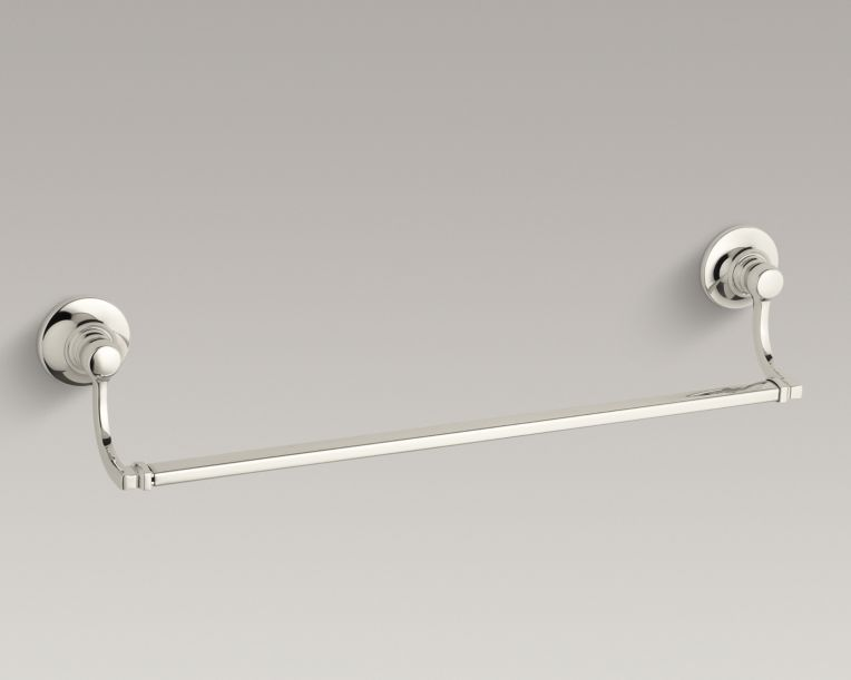 Kohler  K11410  Bancroft 18Inch Towel Bar  Bathroom Amusing Bathroom Towel Bar Inspiration
