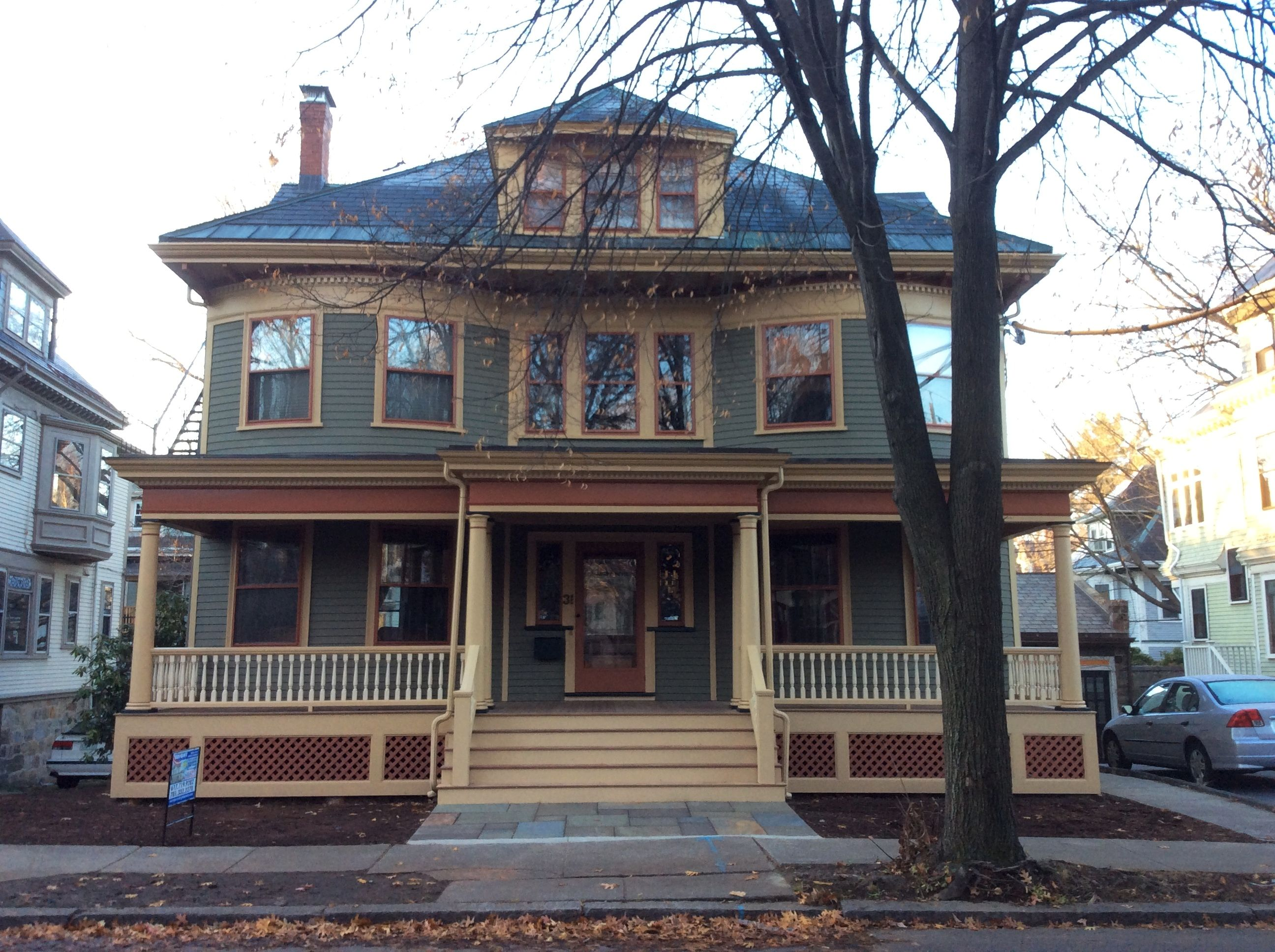 new colors for victorian home custom colors by historic house rh pinterest com