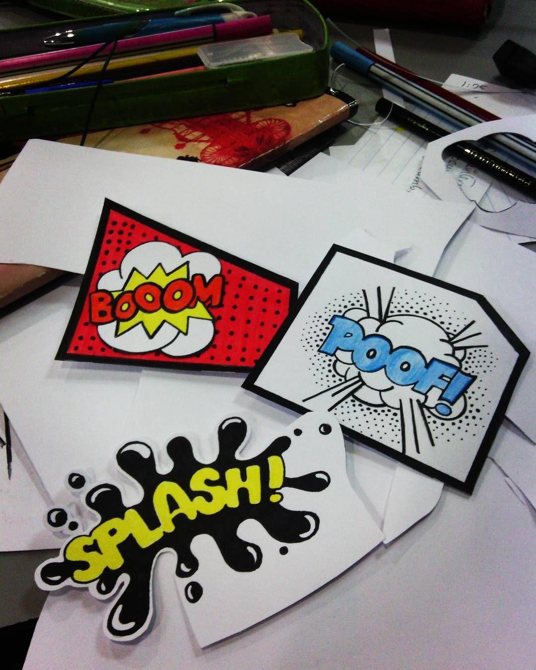 """I  Cómic #DecorandoaMisCuadernos #Comics #Comic #ComicArt #Proceso #Dibujo #Diseño #DesingComics #Caracas #Venezuela"""