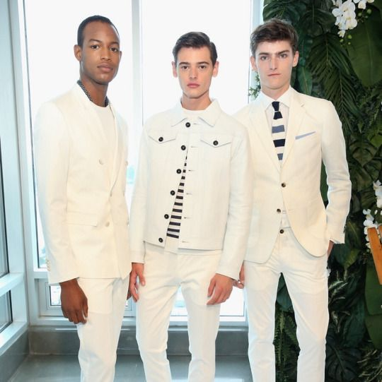 NYFW Men: Tommy Hilfiger Tailored SS16