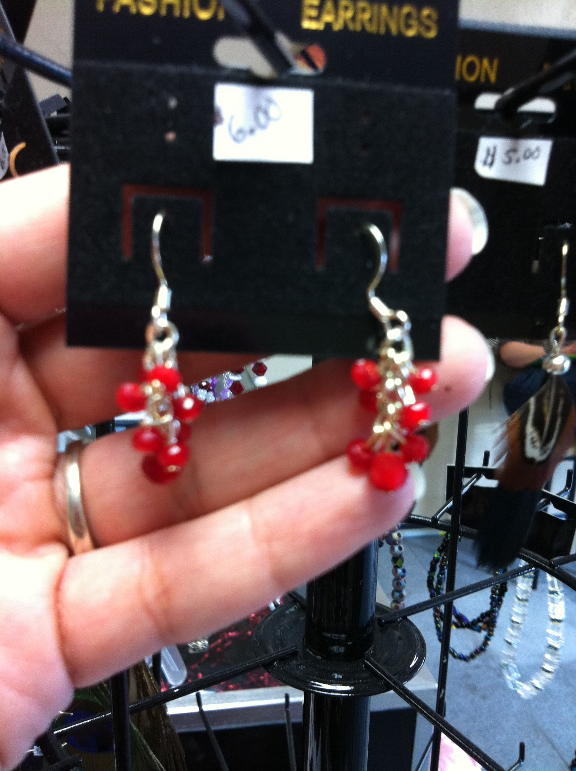 earrings .. i love these