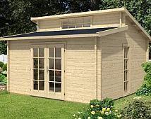 Gartenhaus Modell Lausitz40 ISO (mit Bildern