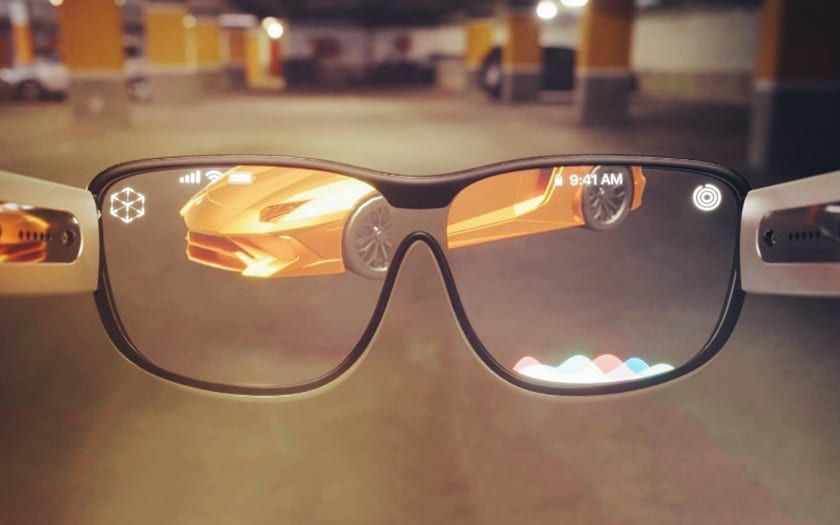 AR Apple Glass could change the transparency of glasses