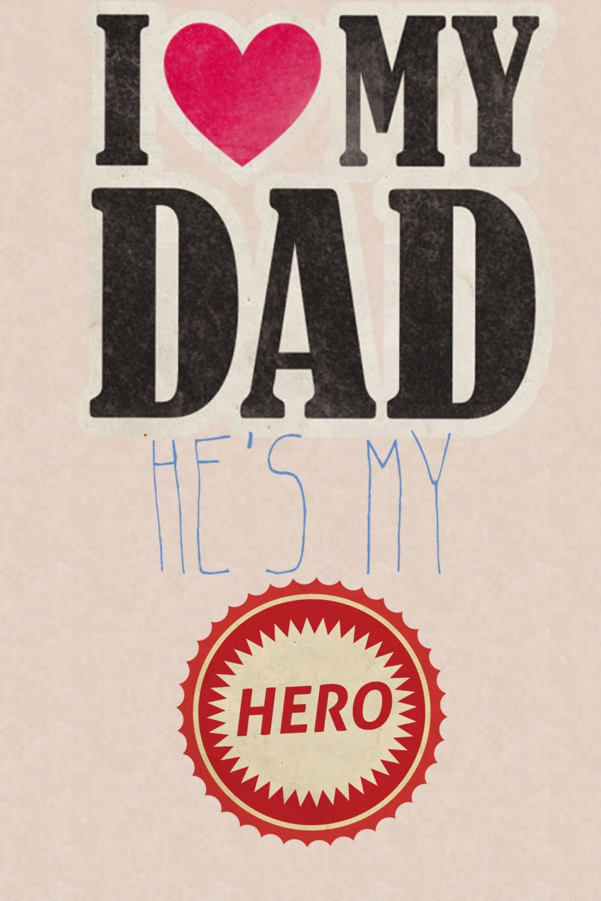 Wallpaper I Love You Daddy : iPhone 5 wallpaper IPHONE WALLPAPERS Pinterest Wallpaper and Wallpaper backgrounds