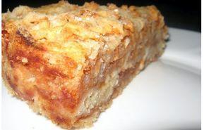 Хит моей свекрови: самый вкусный сыпучий пирог с яблоками ...
