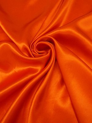 Silk Fabric Luxury Silk Fabric Designer Fabric Fabricmartfabrics Com Orange Aesthetic Orange Wallpaper Orange Walls