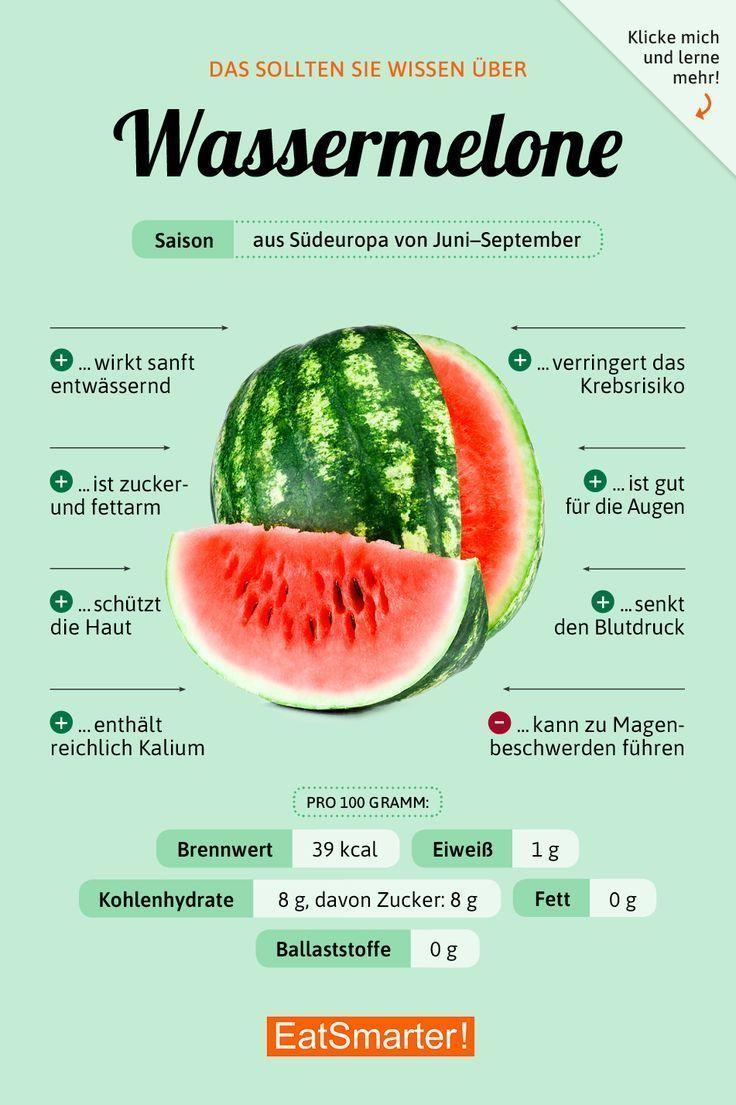Wassermelone   - Gesunde Ernährung -