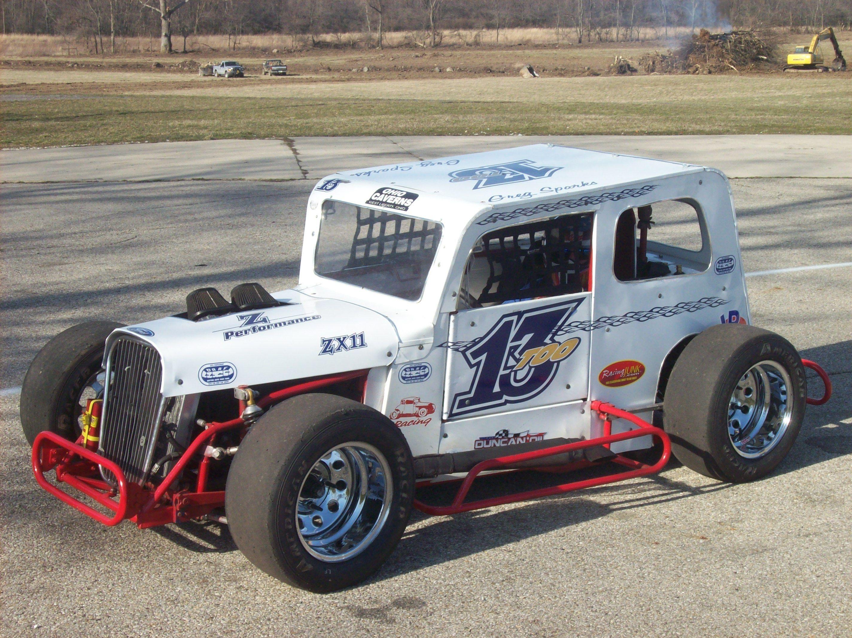 Legend car body for sale - Greg Sparks Dwarf Car Sponsored By Easchaeffer Oil Co An Independent Amsoil Dealer