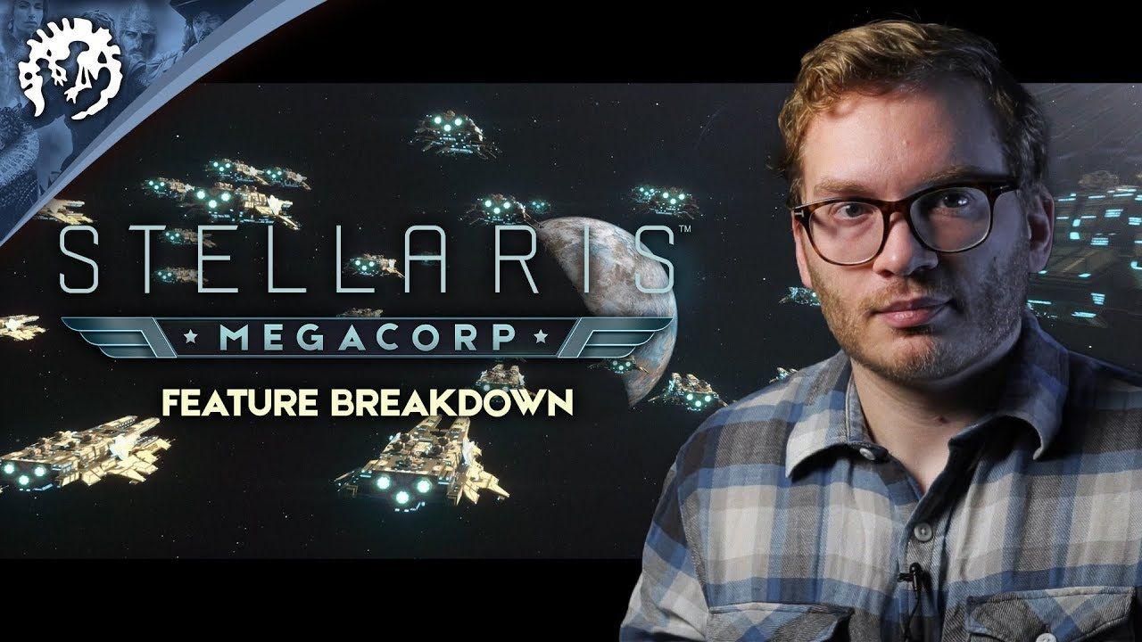 Stellaris: Megacorp - Expansion Feature Breakdown #pc #games