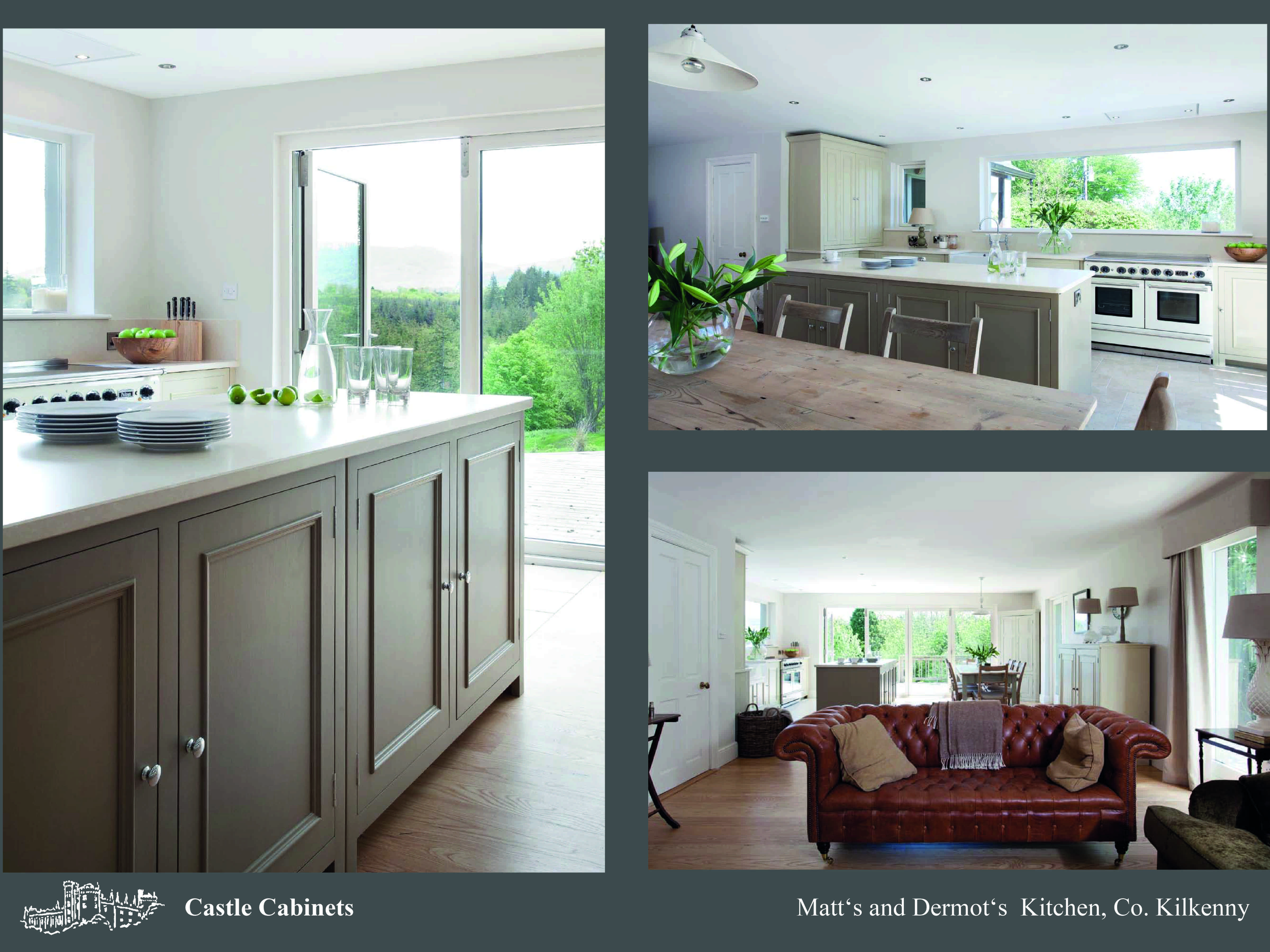 The 'clarahawn' Kitchen in Matt's Holiday Home in County ...
