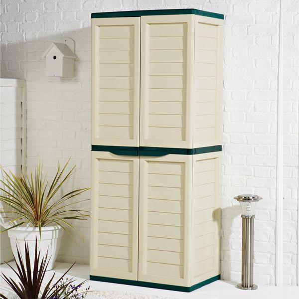 outdoor storage cabinets garden in 2019 pinterest garage rh pinterest com