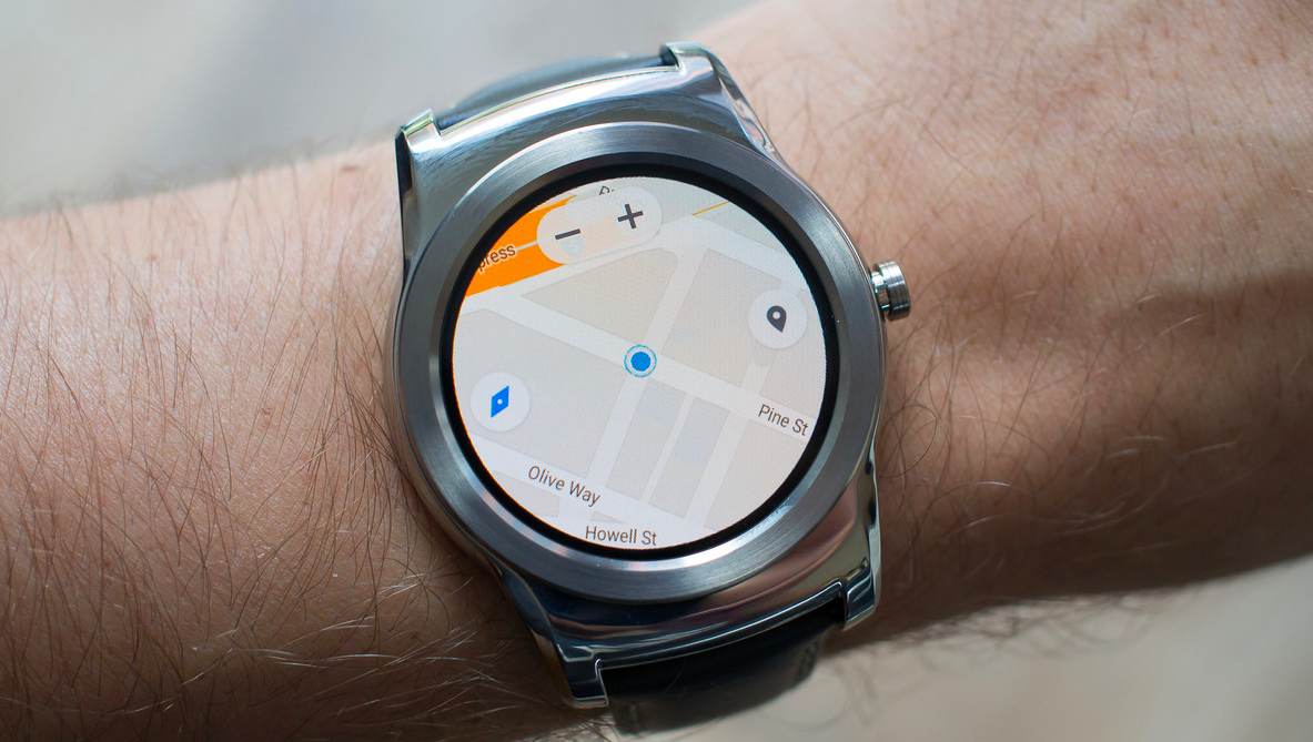 Android Wear Google Maps propose une