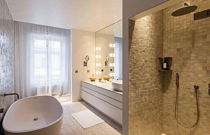 Landelijk Badkamer Tegels : Landelijke badkamertegels indrukwekkend tegels badkamer inspiratie