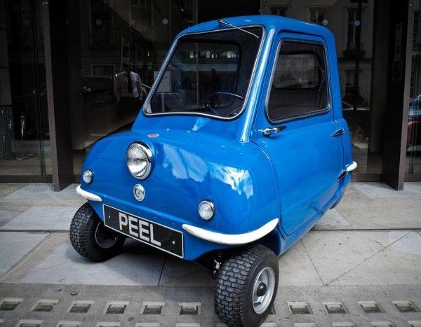 lightest production car peel p50 the peel p50 made on the isle of rh pinterest com