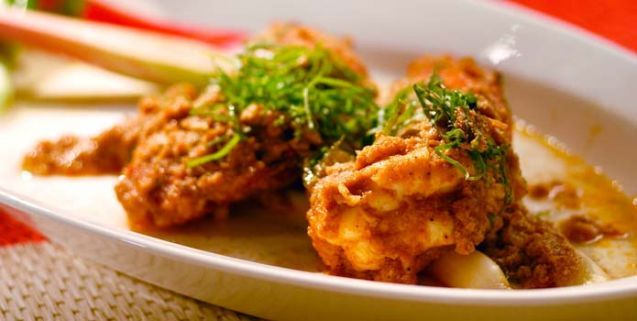 Freshwater prawn rendang asian food channel recipes to cook freshwater prawn rendang asian food channel forumfinder Choice Image