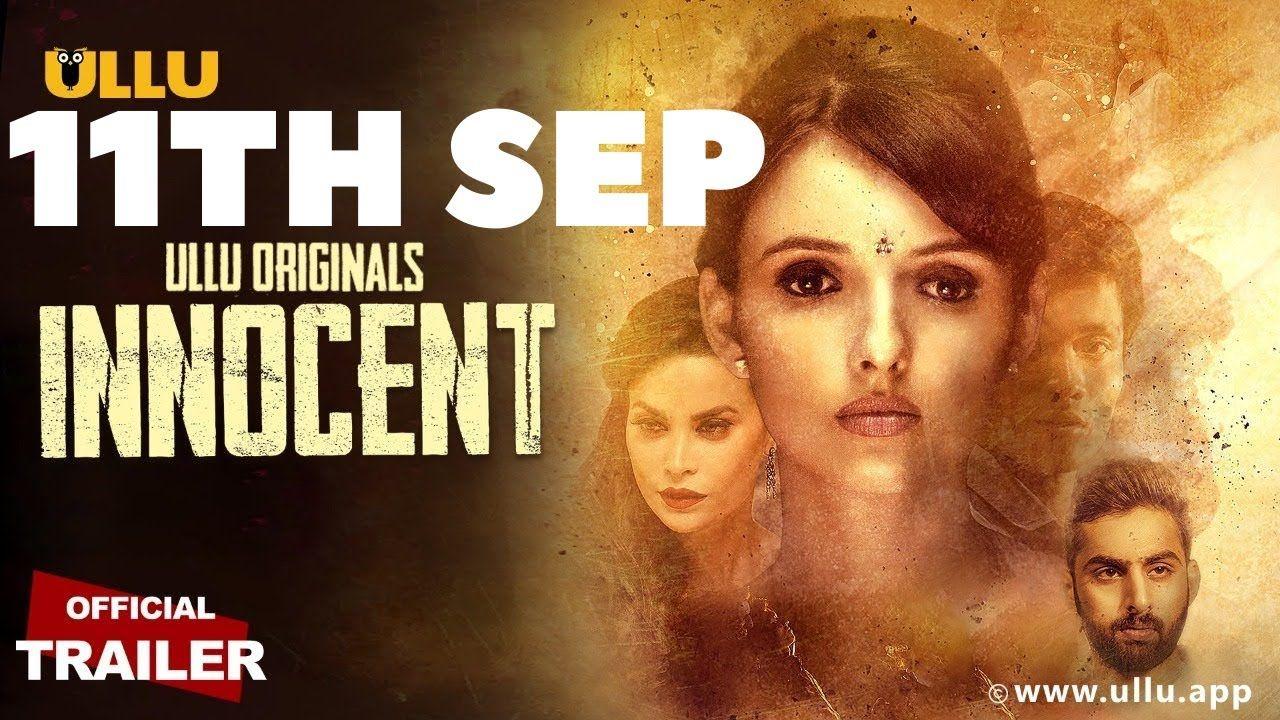 Innocent Official Trailer ULLU Originals Marina Kuwar