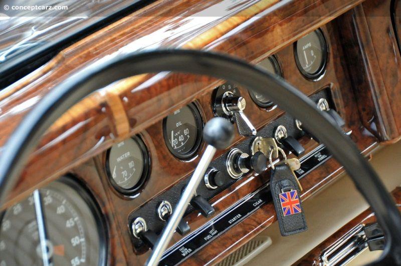 1965 Jaguar Mark X Images(画像あり) | 車 内装, ジャガー, 内装