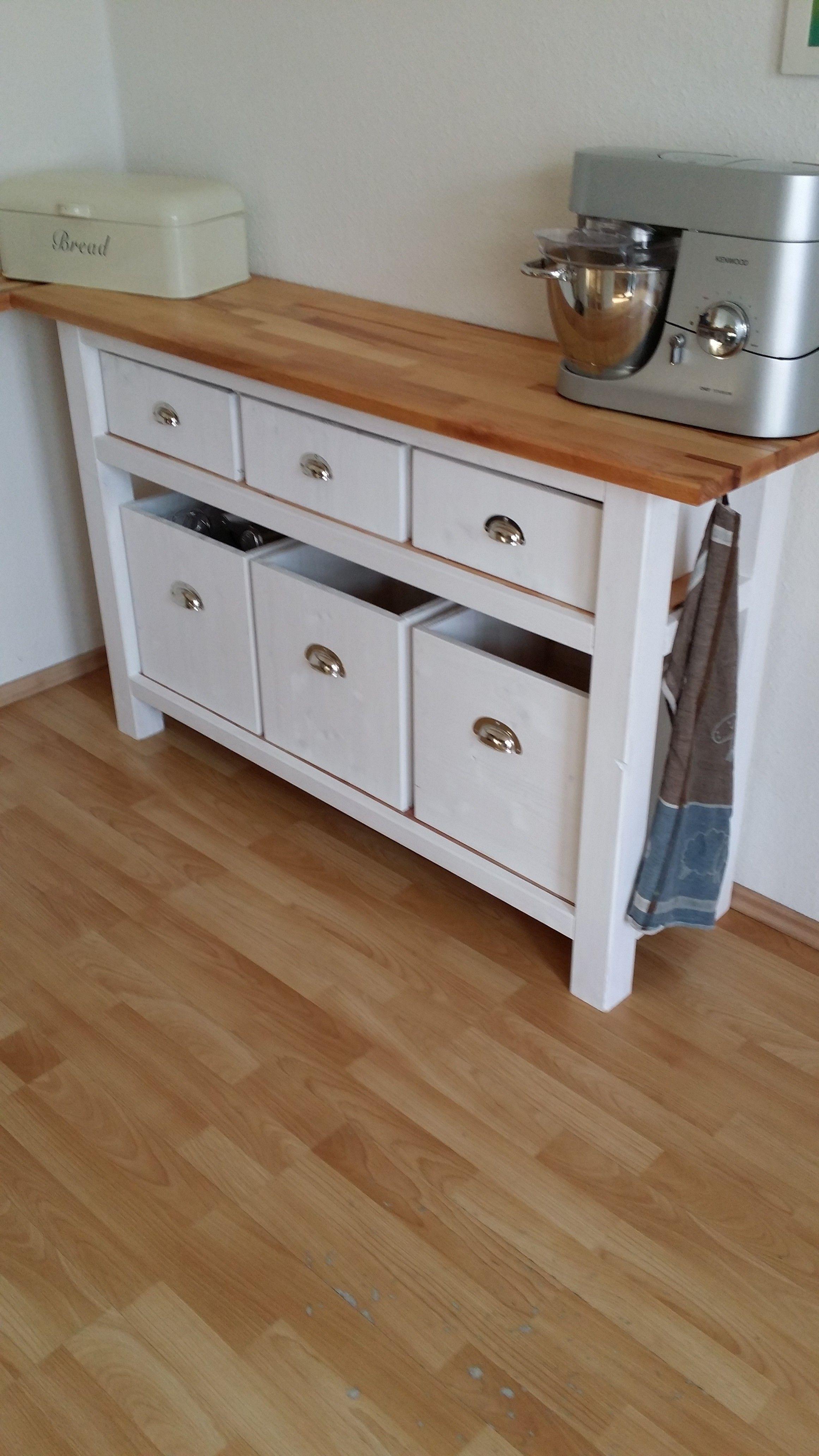 Küchenschrank Bauanleitung zum selber bauen Heimwerker