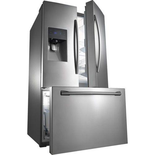 Samsung 24.6 Cu. Ft. French Door Refrigerator with Thru