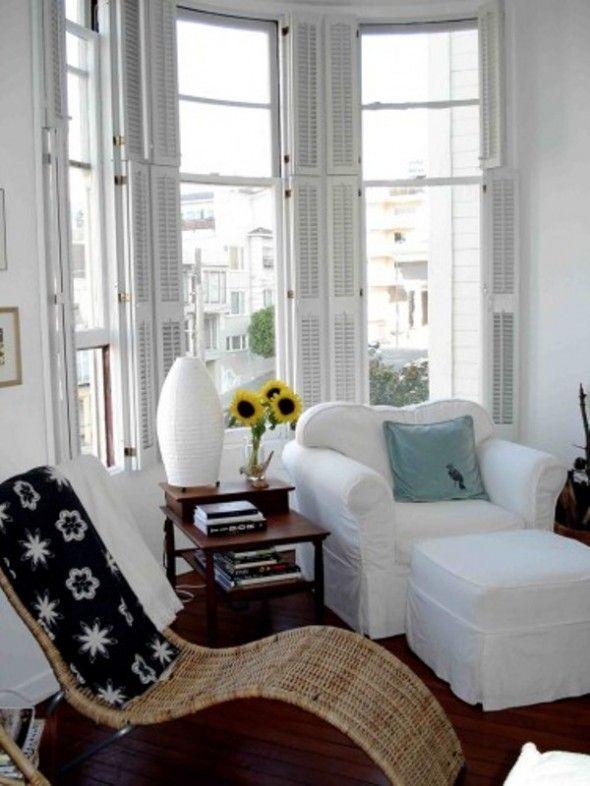 Cozy Reading Room Design Ideas Part - 16: Pinterest